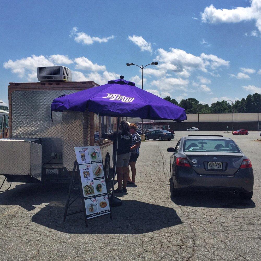 Burlington Food Truck Rodeo: 2316 Maple Ave, Burlington, NC