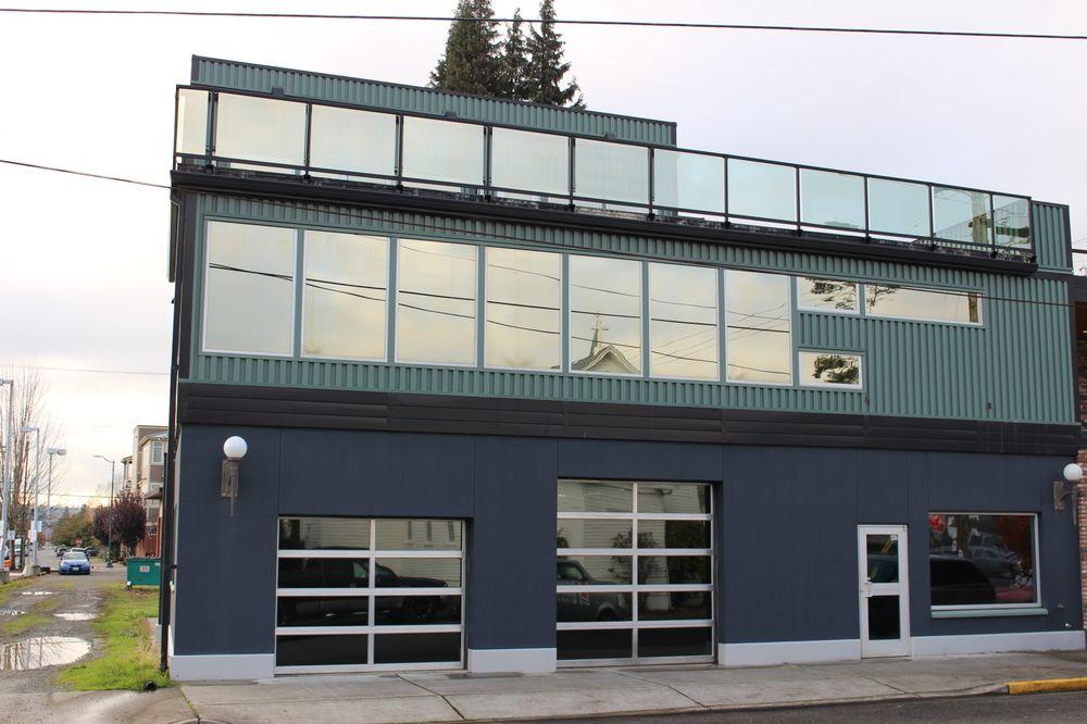 Photo of Enhanced Glass Window Film: Seattle, WA