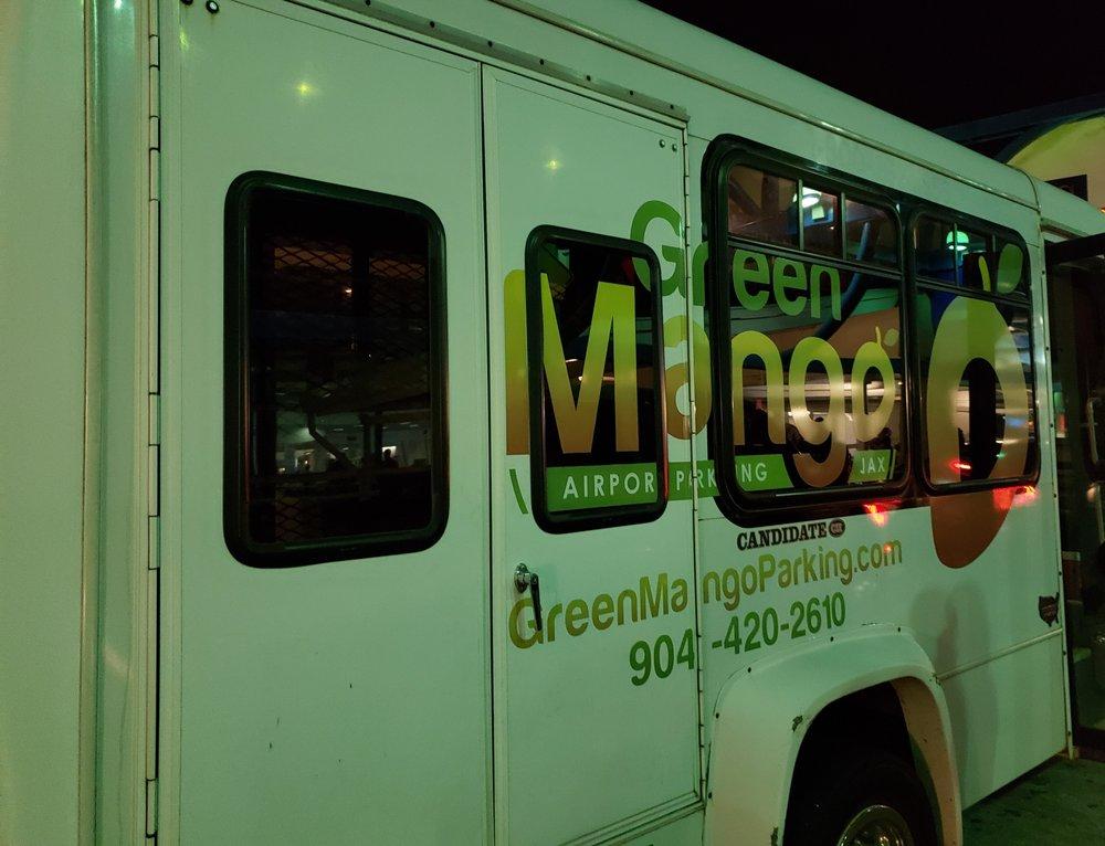 Green Mango Parking: 1771 Airport Rd, Jacksonville, FL