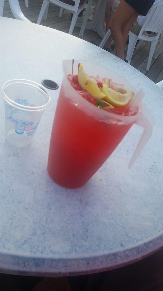 This Pitcher Of Sex On The Beach Jusy Happened 21 Awesome Sauce Yelp