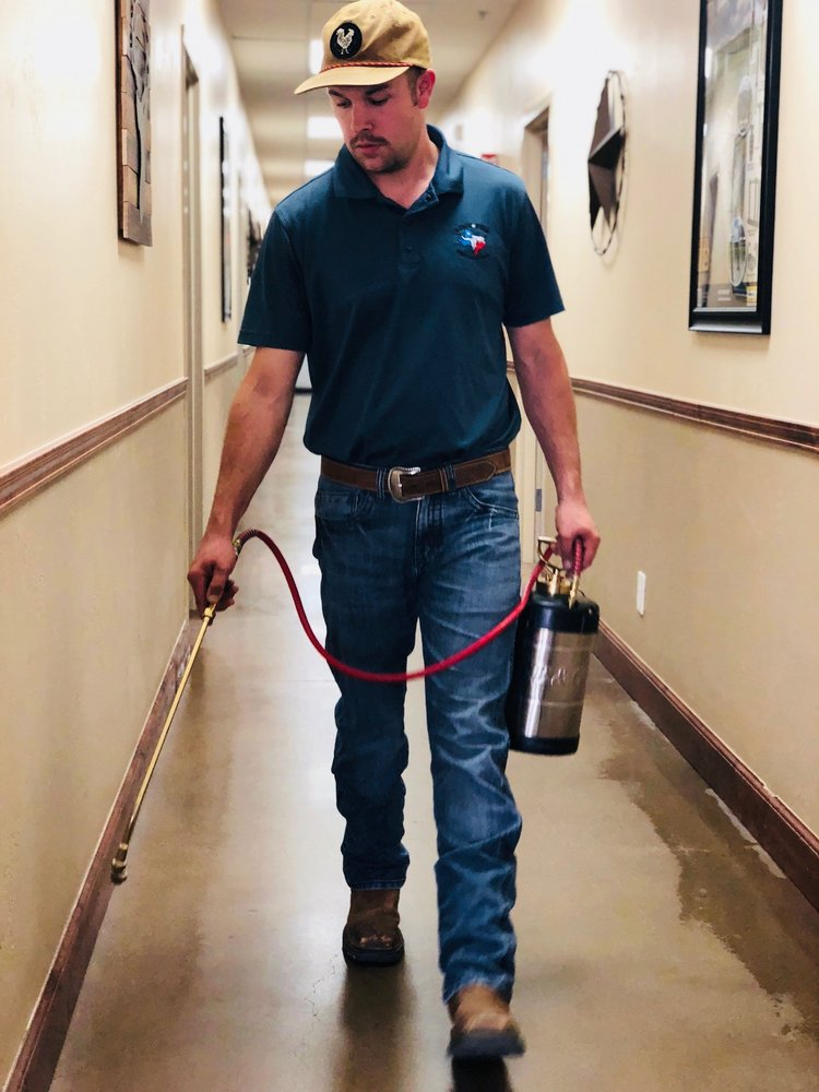 Tejas Pest and Weed Control: Andrews, TX