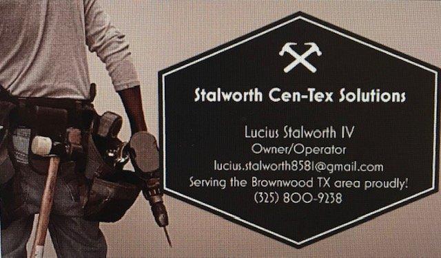 Stalworth Cen-Tex Solutions: Brownwood, TX