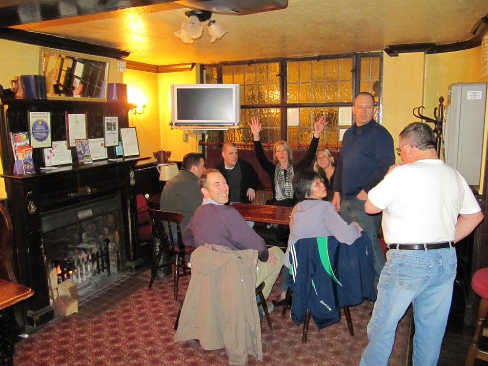 Fox pheasant pubs 1 billing road west brompton for The pheasant pub london