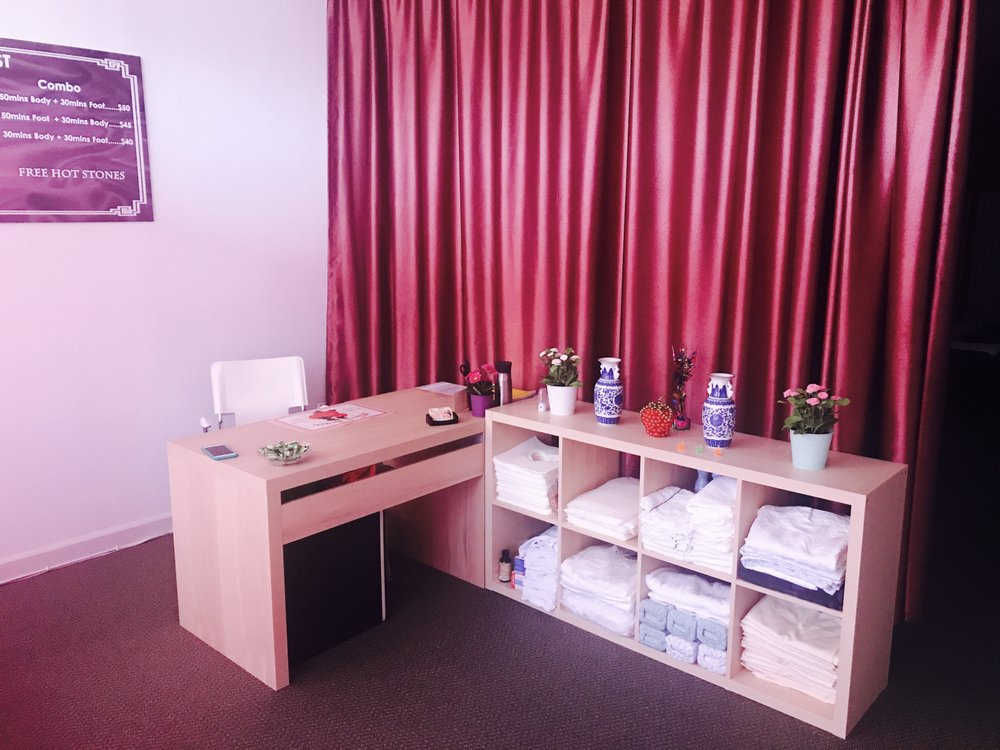 Pan Foot Spa: 1269 Middle Country Rd, Middle Island, NY