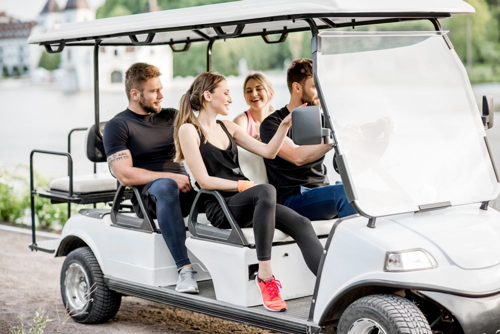 Shaffer's American Custom Golf Carts: 8080 Ulmerton Rd, Largo, FL