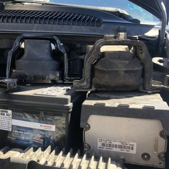 Vehicle came with excessive vibration at idle/stoplights   Replaced