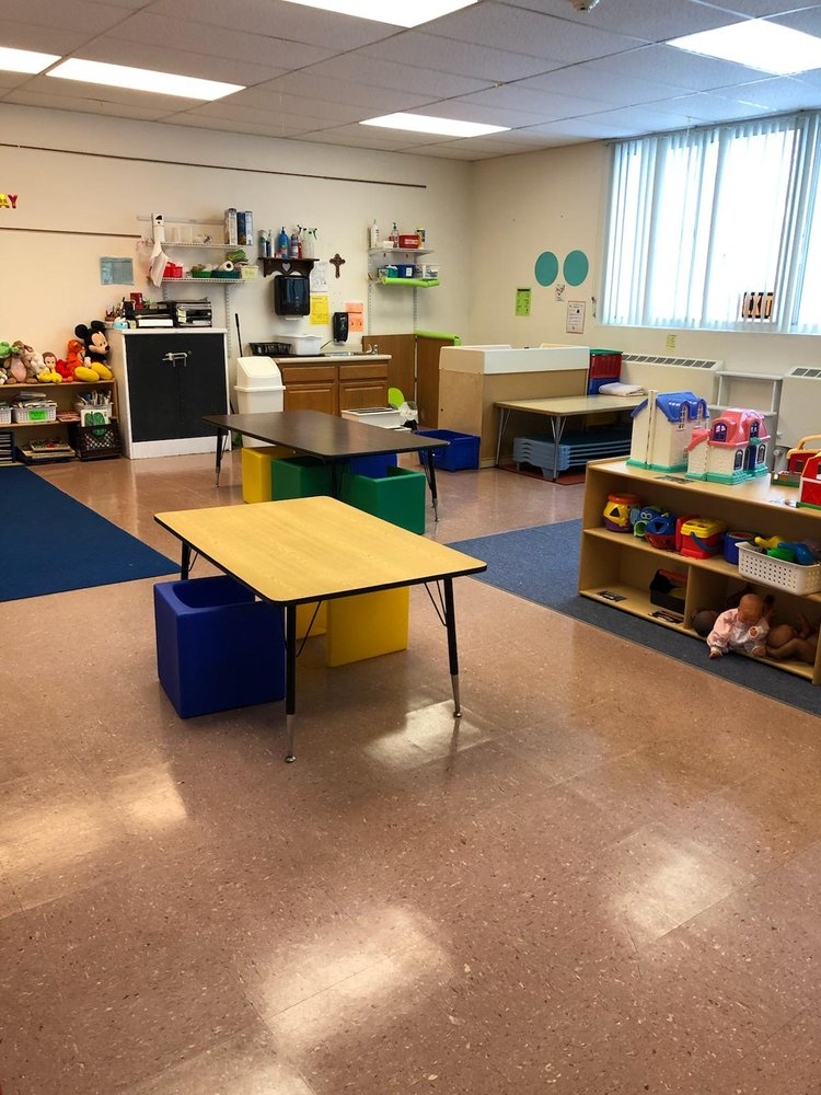 St. John Early Childhood Programs: 1107 Lake Rd W Fork, Hamlin, NY