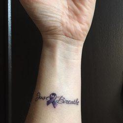 No name tattoo