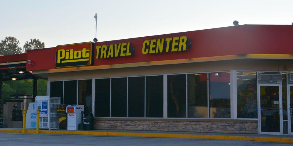 Pilot Travel Center: 522 Hwy 601 S, Lugoff, SC