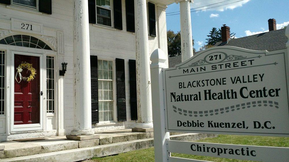Blackstone Valley Natural Health Center: 271 Main St, Douglas, MA