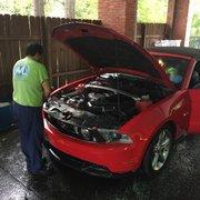 Car Wash Old Milton Alpharetta Ga