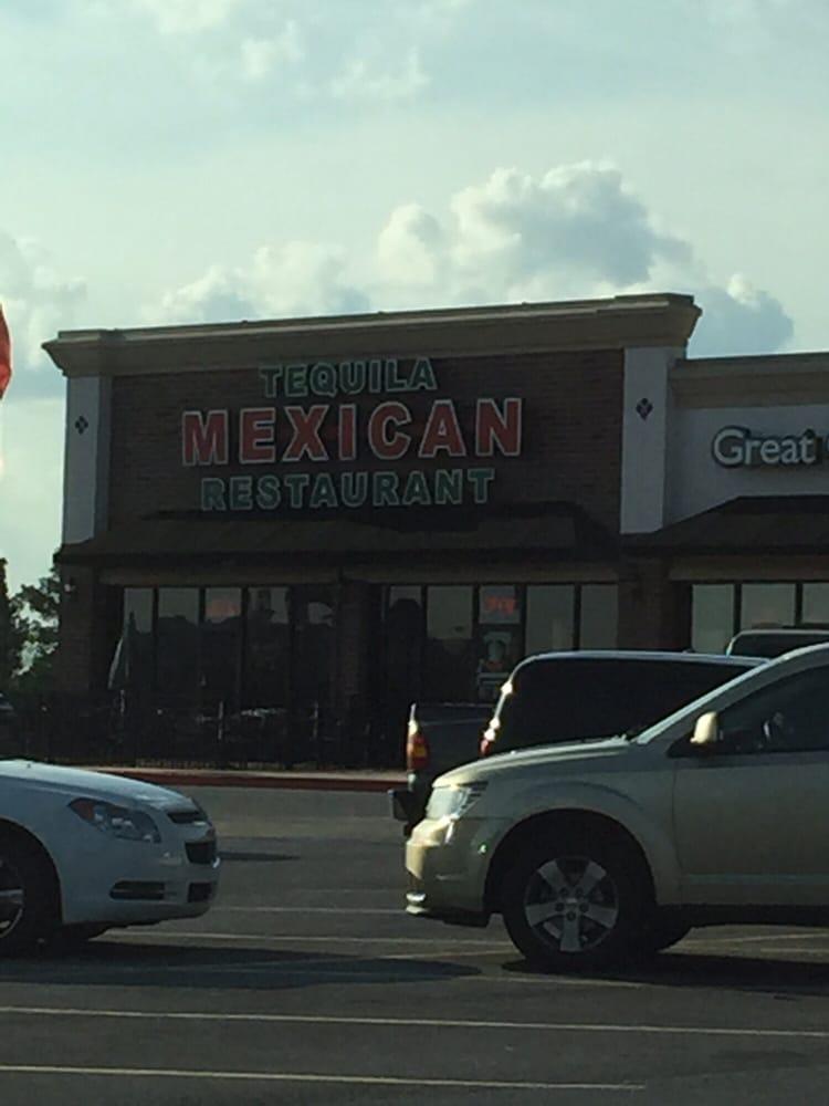Tequila Mexican Restaurant: 1703 Nathan Dean Byp, Rockmart, GA