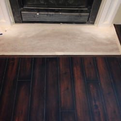 Photo Of Infinity Flooring   Springfield, TN, United States. Fireplace In  Brentwood.