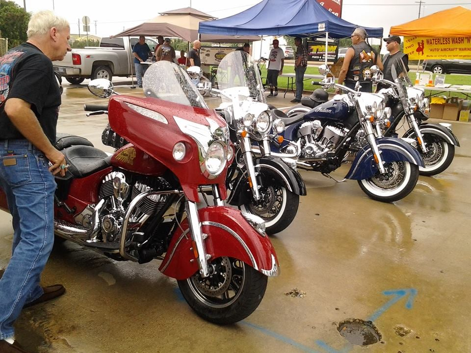 Lone Star Indian Motorcycle®