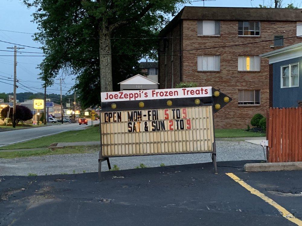 Joezeppi's Frozen Treats: 915 Mount Royal Blvd, Pittsburgh, PA