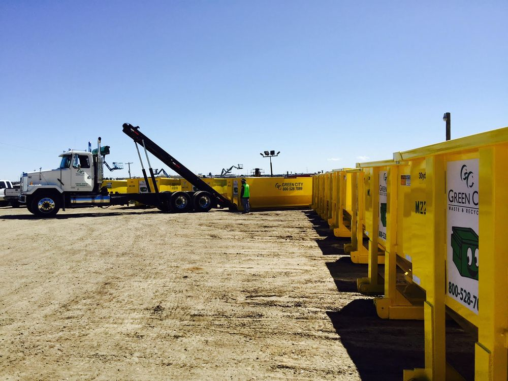 Green City Waste and Recycling: 5570 E 56th Ave, Commerce City, CO