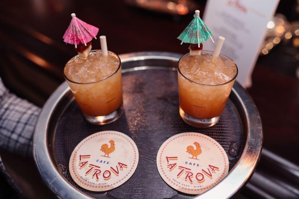 Social Spots from Cafe La Trova