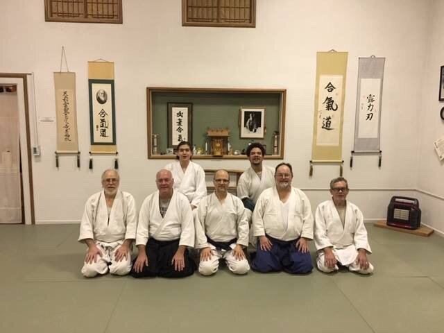 Social Spots from Yellow Springs Aikido