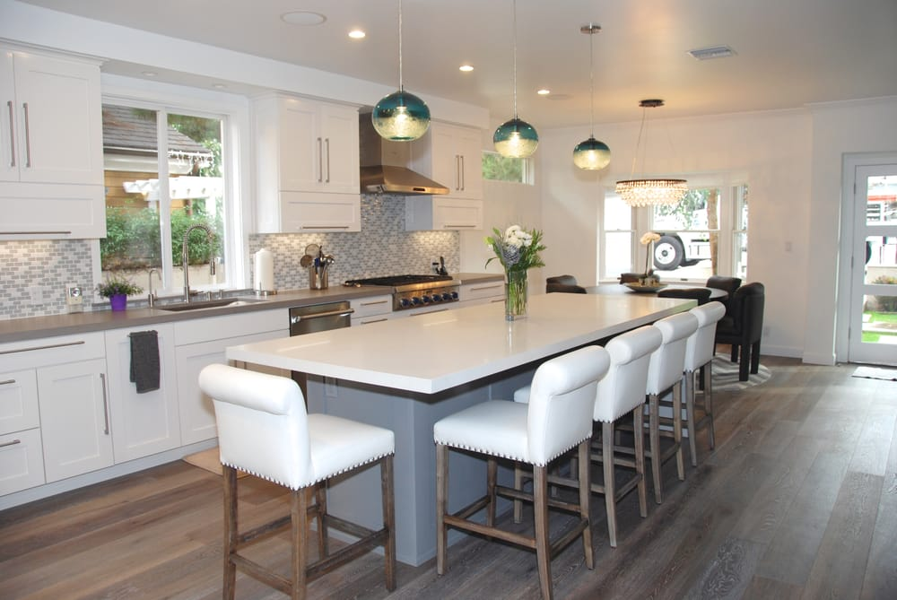 Marquez's Custom Cabinets - 40 Photos & 12 Reviews - Cabinetry ... on modern colonial kitchen design, houzz kitchen design, colonial home kitchen design, craftsman home interior design, coffered ceiling kitchen design, craftsman home exterior design, craftsman home design ideas,
