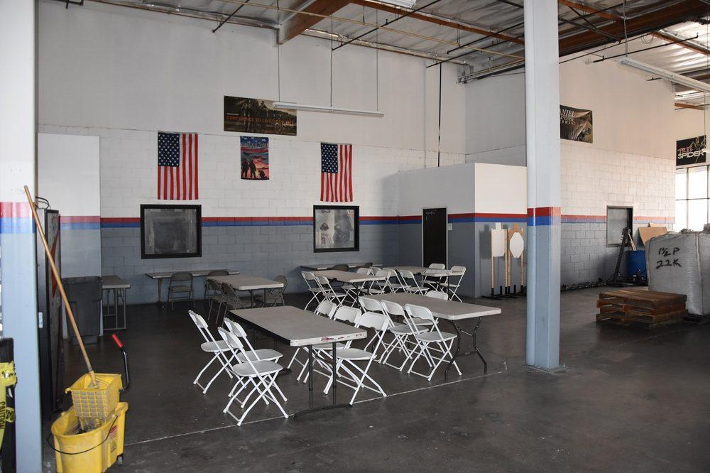 Social Spots from Riverside Indoor Shooting Range