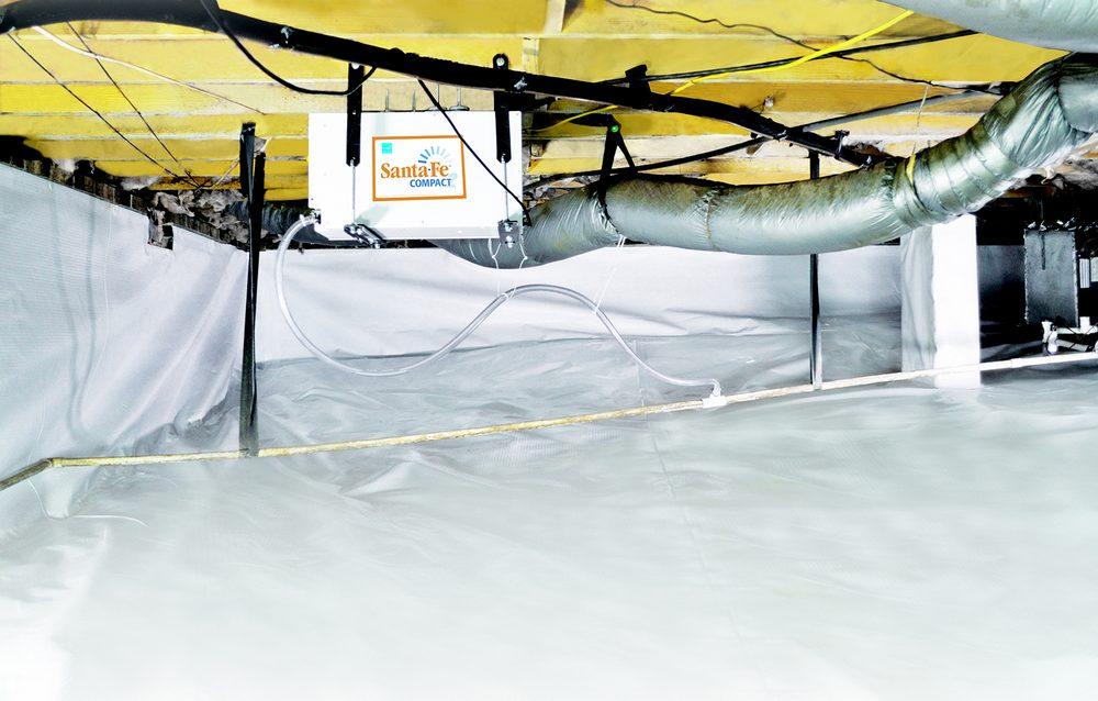 American Crawlspace Solutions: 120 Lantana Dr, Locust Grove, GA