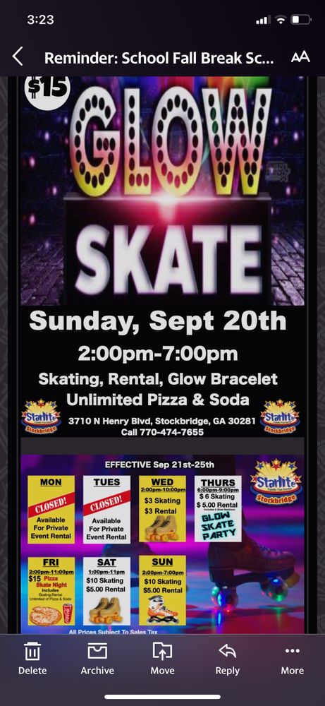 Starlite Skating Center