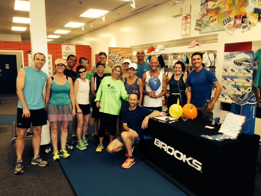 Valley Forge Running Company: 428 Swedesford Rd, Berwyn, PA