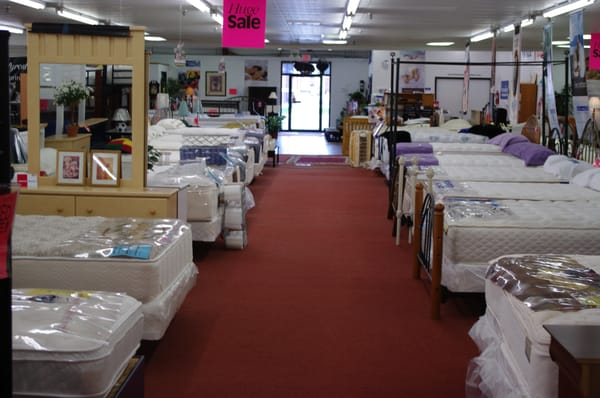 Mattress And Futon Outlet Beds Mattresses 5926 N Illinois St Fairview Heights Il United