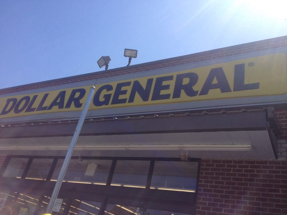 Dollar General: 5392 N Main St, Cowpens, SC