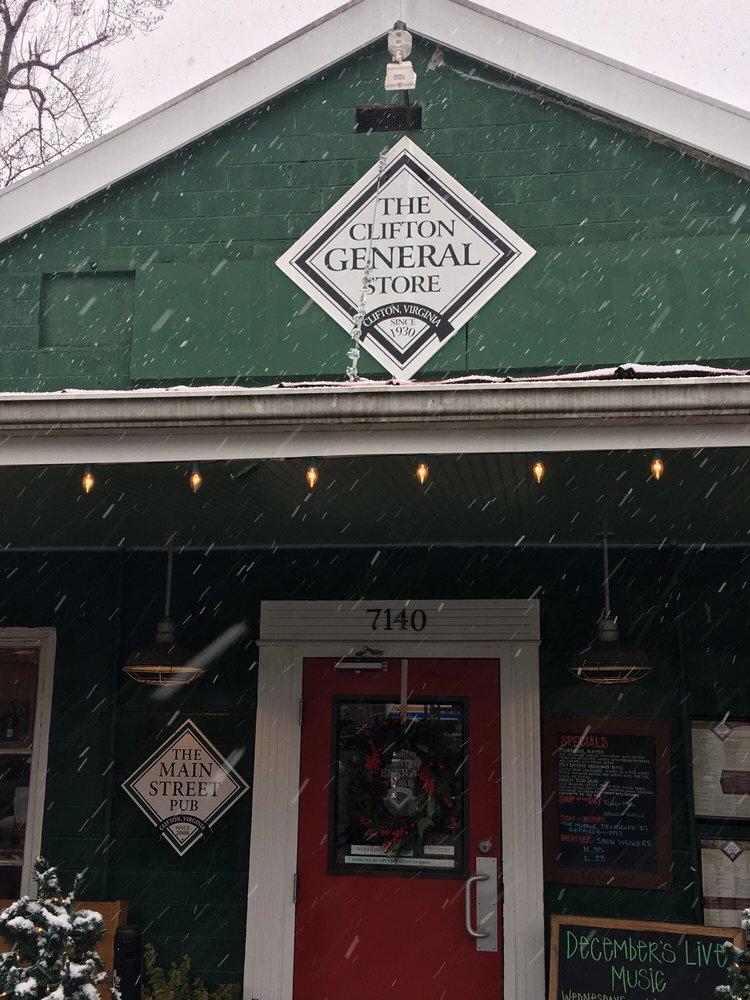 Clifton General Store: 7140 Main St, Clifton, VA