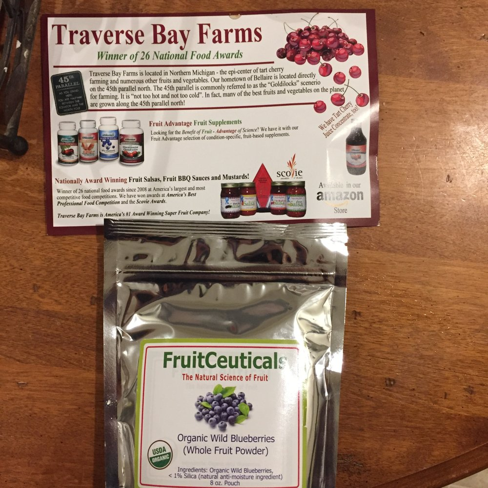 Traverse Bay Farms / Fruit Advantage - River St, Elk Rapids, Michigan - Rated based on 41 Reviews