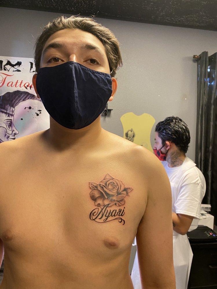 Stranded Ink Tattoo Studio: 3795 W 22nd Ln, Yuma, AZ