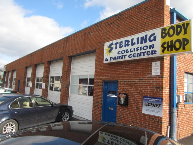 Sterling Collision & Paint Center: 705 N Royal Ave, Front Royal, VA