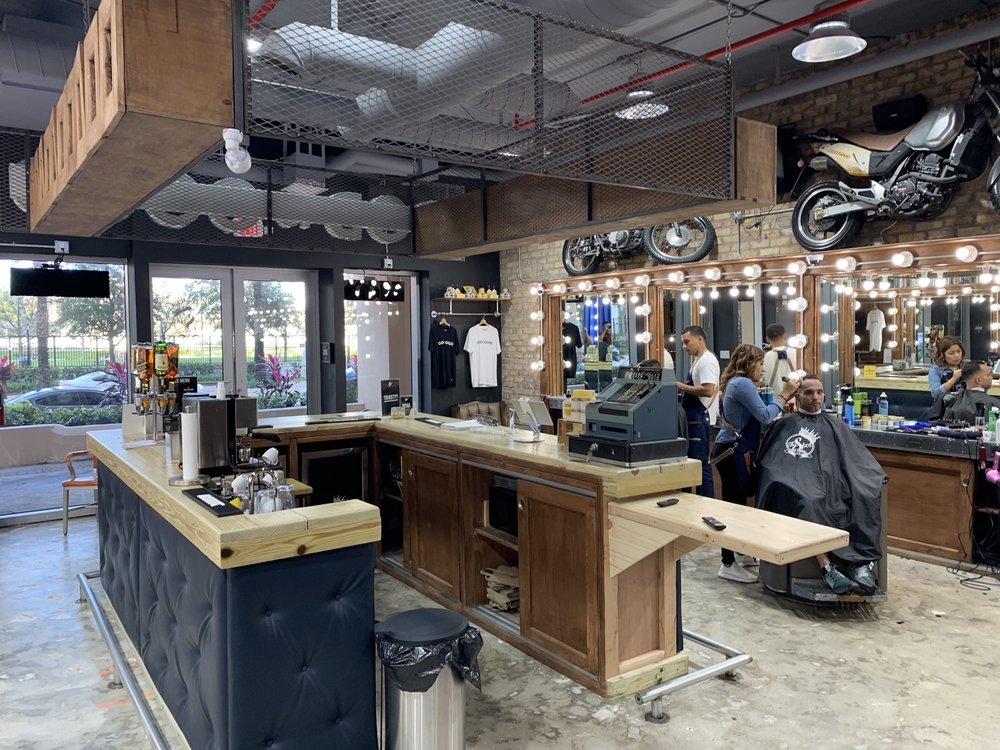 The Spot Barbershop - Sunny Isles: 202 Sunny Isles Blvd, Sunny Isles Beach, FL