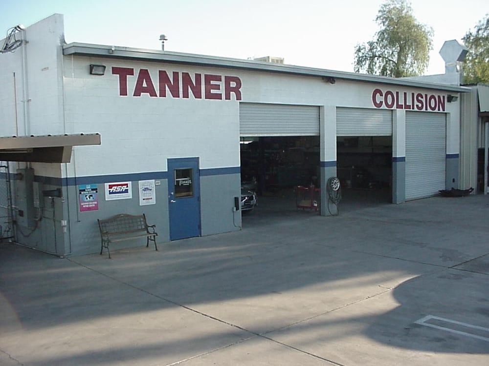 Tanner Collision