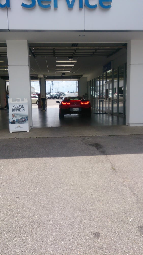 West Chevrolet: 3450 Alcoa Hwy, Alcoa, TN