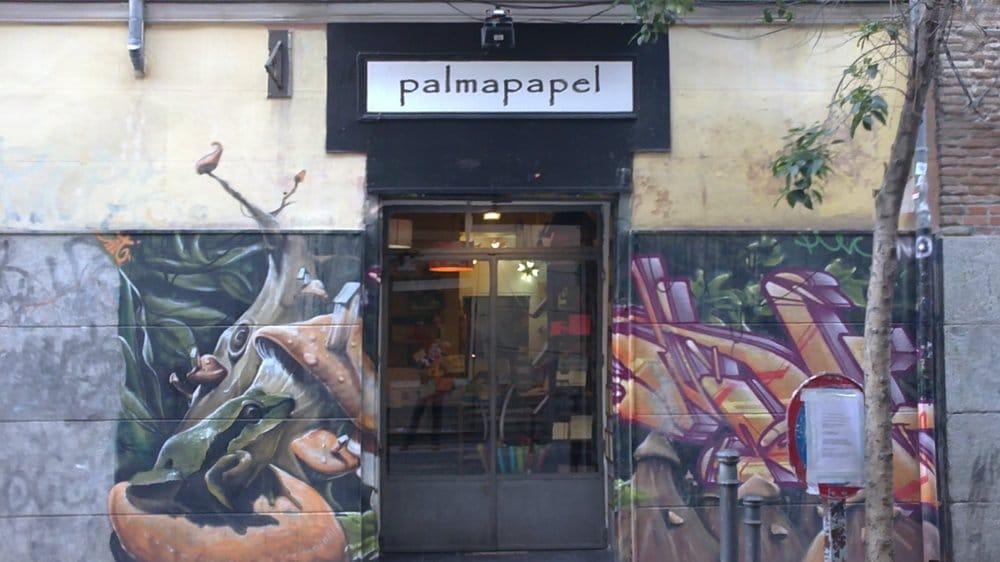 Fotos de palma papel yelp - Graficas madrid palma ...