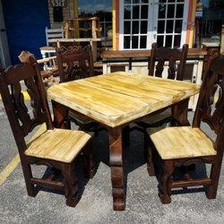 Photo Of Celias Rustic Furniture San Antonio Tx United States 5 Pieces