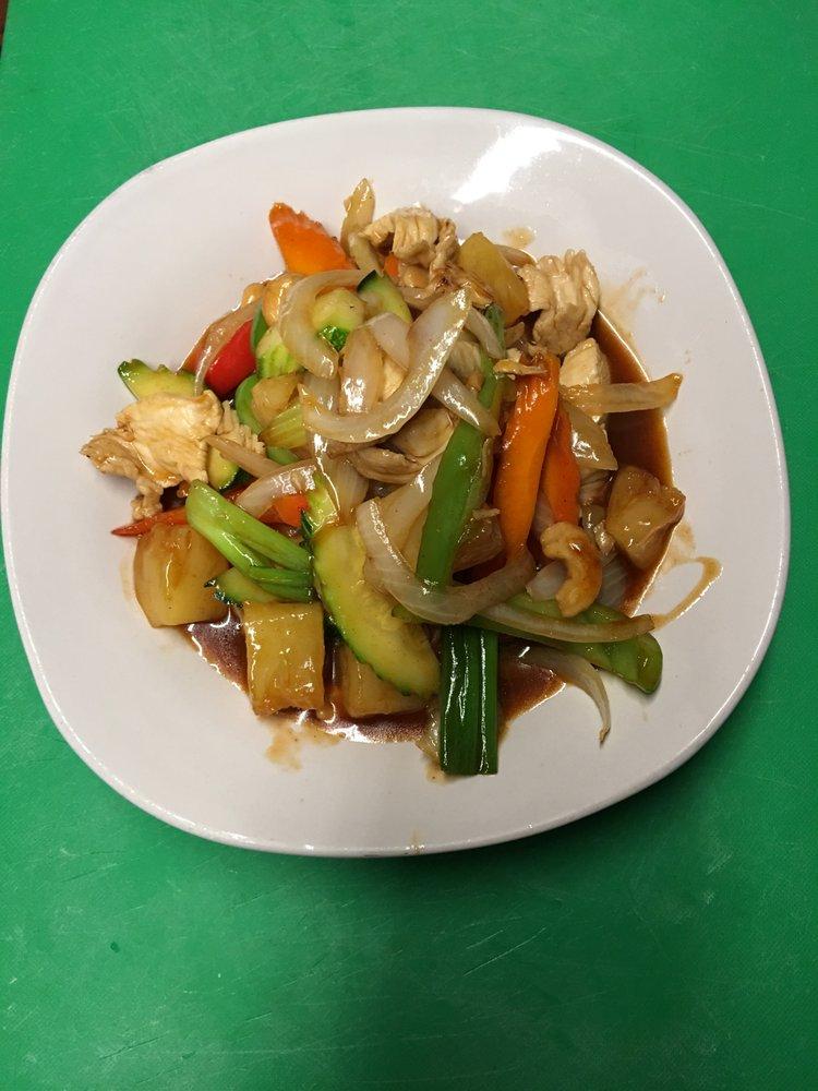 Food from Jasmine Thai Cuisine