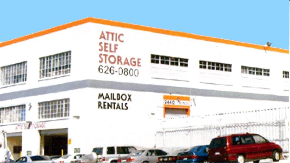 Attic Self Storage