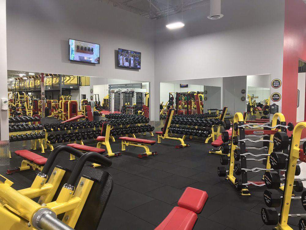 Retro Fitness: 6918 Gunn Hwy, Tampa, FL