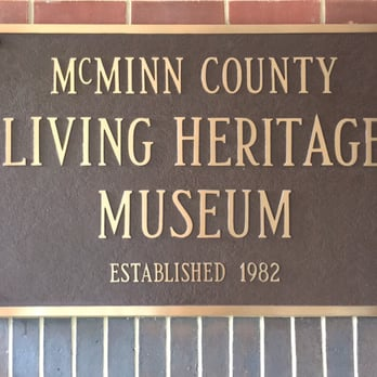 McMinn County Living Heritage Museum - Museums - 512 W
