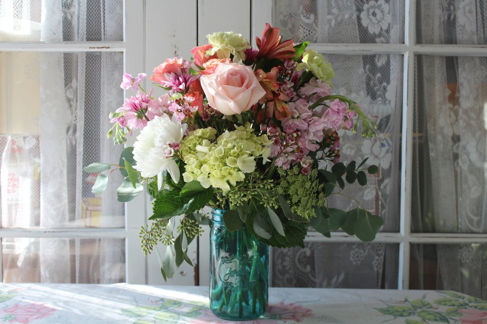 Seven Sisters Florist: 289 S Peru St, Cicero, IN