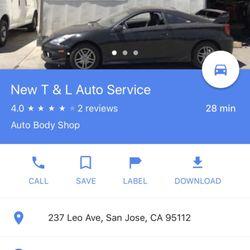 T L Auto Service Reviews Auto Repair Leo Ave - T and l auto
