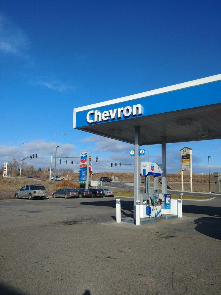 Chevron: 824 Zillah West Rd, Zillah, WA