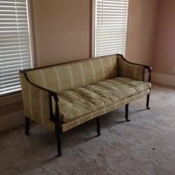 Photo Of Juniors Furniture Service   Zachary, LA, United States. 84 Inch  Couch