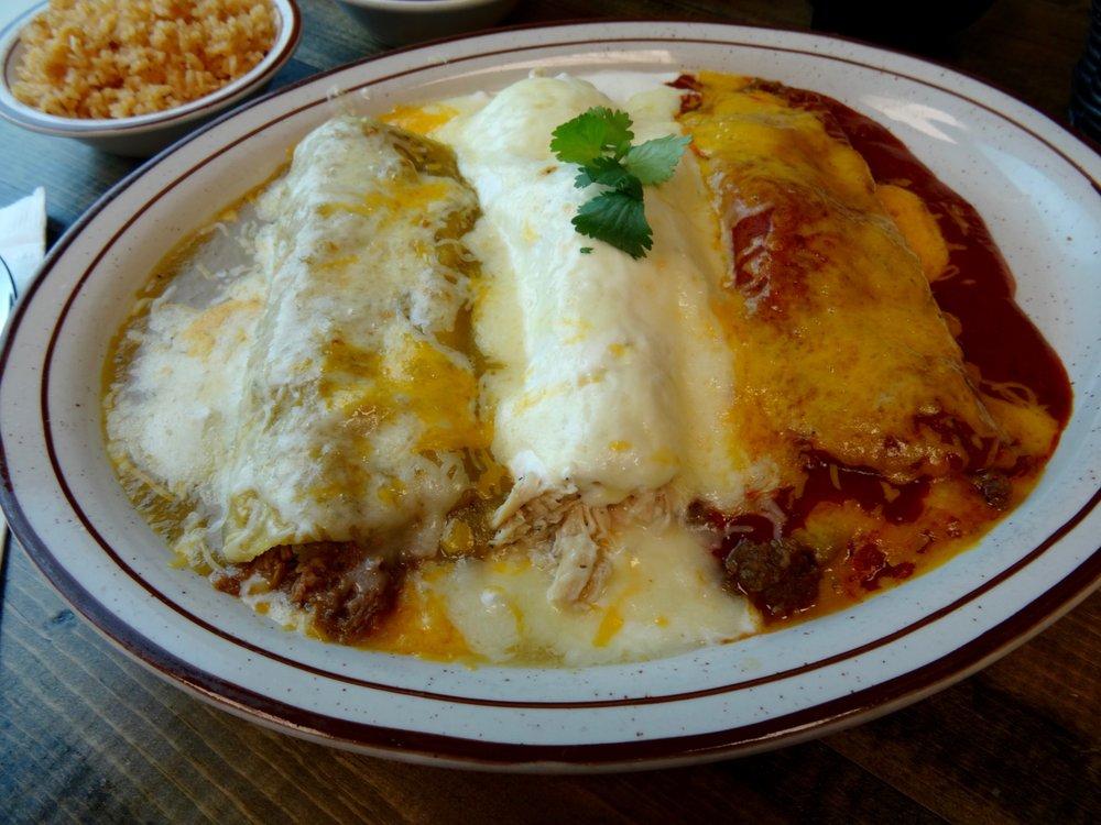 Gutierrez Cocina Mexicana: 1106 E 27th St, Hays, KS