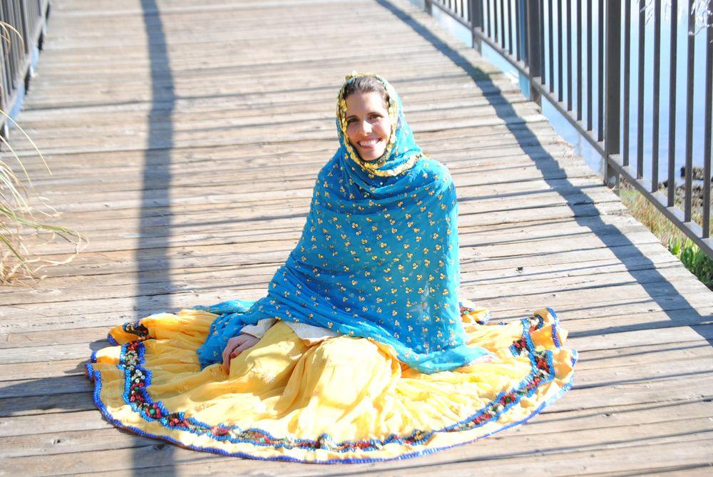 Persian Dancing with Shadan: Menlo Park, CA