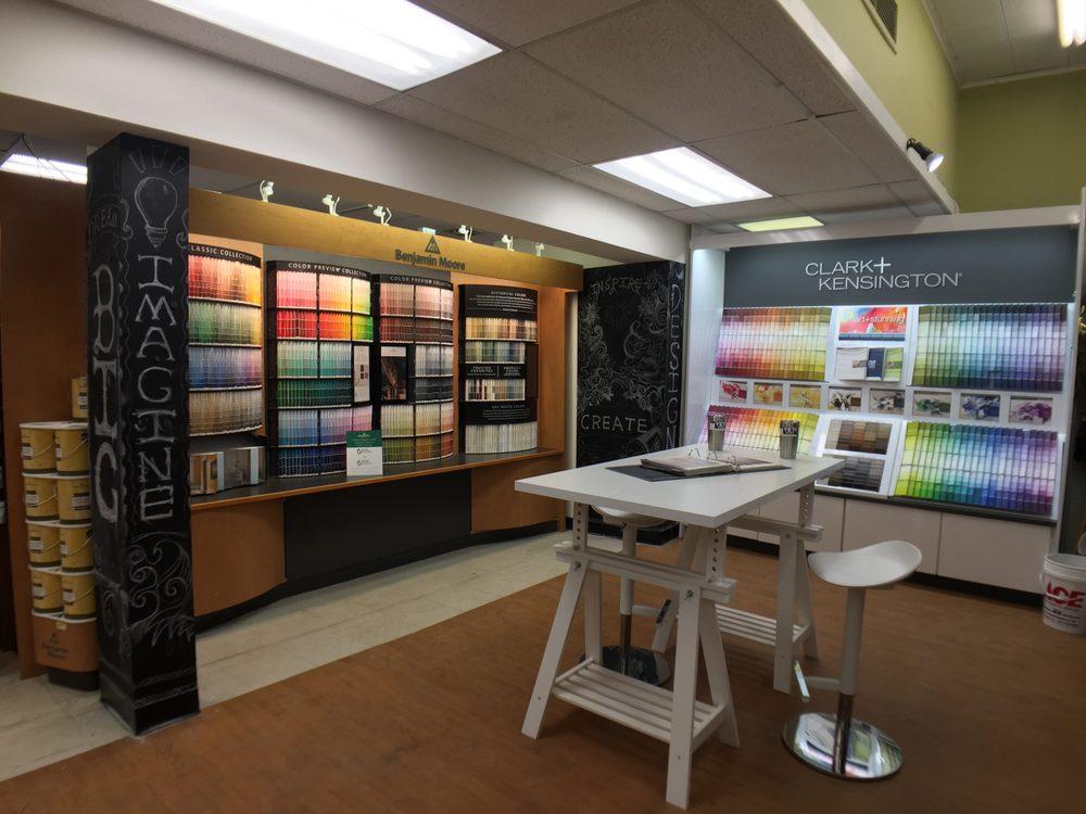 Benjamin Moore Paint Studio Where The Magic Happens Yelp