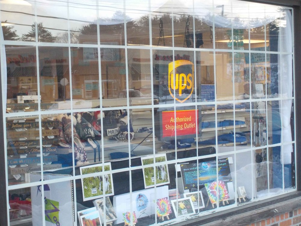 Mail It 4 U: 10 State Rd, Bath, ME